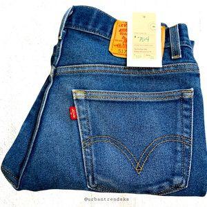 """Vintage Levi's Jeans 517 Denim 30"""" Ankle Cut"""